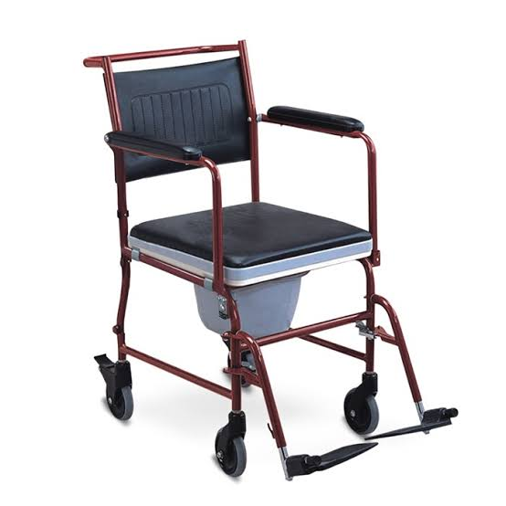 Image result for Commode FS691 (detachable arm/foot rest)