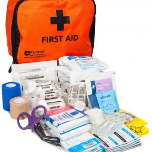First Aid Kits, Spine Boards & Cervical Colars
