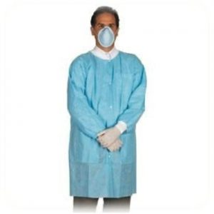 Laboratory Gown 40g/m2 _ MOM