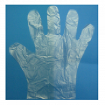 Gloves PE (100's) 10-12 Microns