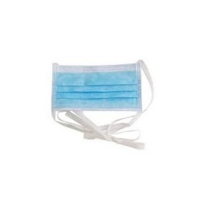 Surgical Mask Tie 3Ply 50's 20g/m2