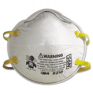 N95 Respiratory Mask Pack of 20