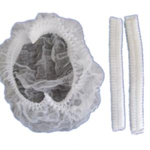 Mopcap SingleStitch 21 White (100's)