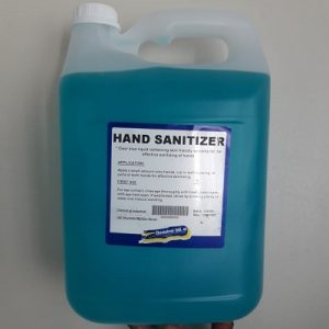Hand Sanitizer Alcohol Based 5L